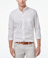 Club Room Men's Geometric-Print Shirt, Only at Macy's