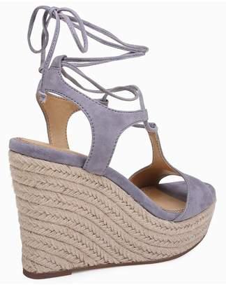Splendid Fiana Wedge Tie Sandal