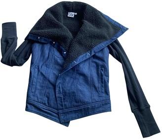 OAK Blue Denim - Jeans Jacket for Women