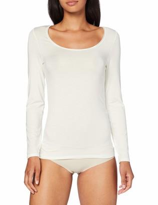 Damart Women's T-Shirt Manches Longues Microfibre