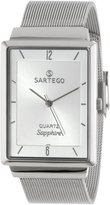 Sartego Men's SVS755 Seville Japanese Quartz Movement Watch