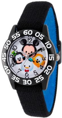 Disney Boy' Diney Mickey Moue-Goofy-Pluto and Donald Platic Time Teacher Watch -
