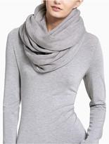 Calvin Klein Cashmere-Like Oversized Infinity Scarf