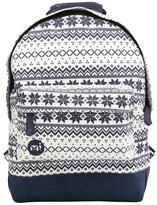 Mi-Pac Mini Fairisle Backpack
