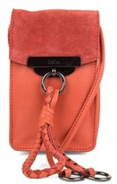 Kooba Dionne Leather Crossbody Phone Pouch.