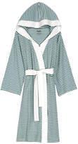 Knee Length Jersey Knit Robe