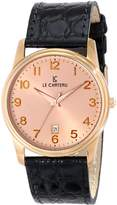Le Château Men's 7076mrse_rse Classica Watch