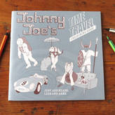 Flos Rosie Flo's colouring books Johnny Joe's Time Travel Colouring Book