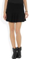 Etoile Isabel Marant Natalia flared crepe mini skirt
