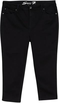Seven7 Lia Ultra High Skinny Jeans (Plus Size)