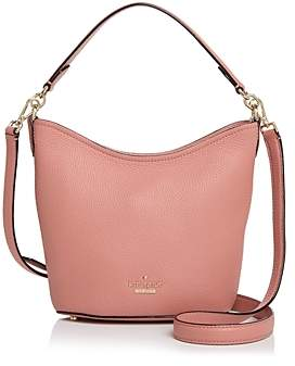 Kate Spade Jackson Street Rubie Small Pebbled Leather Bucket Bag