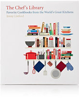 Abrams Books The Chef's Library: Favorite Cookbooks From The World's Great Kitchens