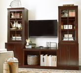Pottery Barn Media Suite with Towers