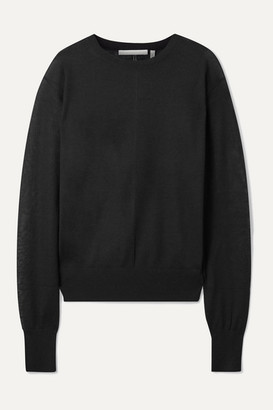 Helmut Lang Cashmere-blend Sweater - Black