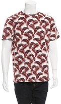 Marc Jacobs Hawaiian Print T-shirt