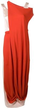 Marni Draped Midi Dress