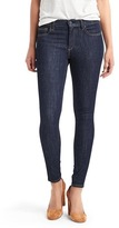 Gap Low rise true skinny ankle jeans