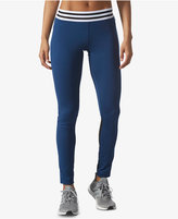 adidas Compression Zip Leggings