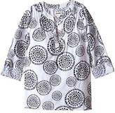 Hatley Mandella Roll Up Sleeve Tunic (Toddler/Little Kids/Big Kids)