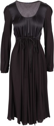 High Rayon Dress