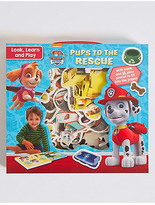 Marks and Spencer Paw PatrolTM Look, Learn & Play