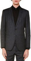 Lanvin Glen-Plaid Two-Button Jacket