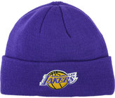 adidas Los Angeles Lakers Cuff Knit Hat