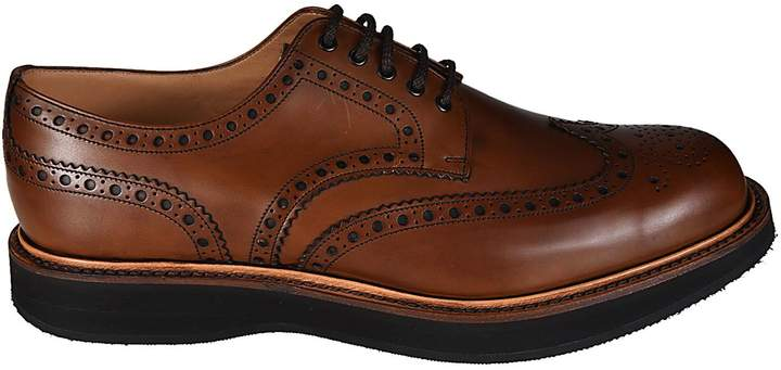 Church's Perforated Derby Shoes