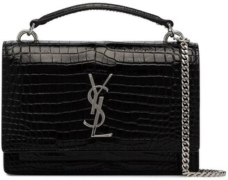 Saint Laurent Sunset top handle bag
