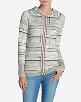 Eddie Bauer Women's Engage Full Zip Hooded Sweater