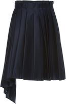 Dice Kayek Pleated Mini Skirt