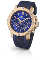 TW Steel 48mm Chrono Rose Gold Pvd Case