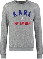 Eleven Paris Famy Sweatshirt Dark Grey Chine