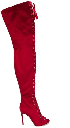 Gianvito Rossi Marie over-the-knee boots