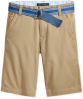 Tommy Hilfiger Dagger Twill Shorts, Toddler Boys
