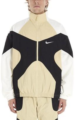 Nike Color Block Logo Track Jacket