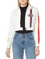 Dickies Women's Racing Cropped Jacket