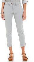 Jag Jeans Creston Bay Twill Ankle Crop Jeans