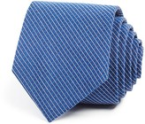 Theory Textured Thin Stripe Skinny Tie