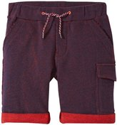 Little Marc Jacobs Jogging Style Shorts (Toddler/Kid) - Red-10A