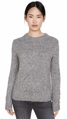 Theory Women's Speckled Crew Sweater