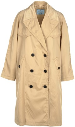 Prada Double-breasted Trench