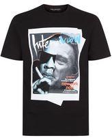 Neil Barrett Hybrid Jay De Niro T-shirt