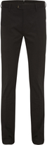 Oxford Stretch Tailored Trousers Blk X