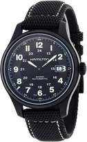 Hamilton Men's HML-H70575733 Khaki Field Dial Watch