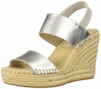 Kenneth Cole New York Women's Olivia Simple Espadrille Wedge Slingback Sandal