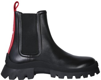DSQUARED2 Logo Tape Ankle Boots
