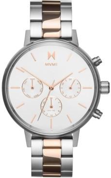 MVMT Women's Nova Stella Two-Tone Stainless Steel Bracelet Watch 38mm
