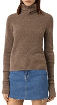 AllSaints Alpha Turtleneck Sweater