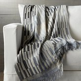 Crate & Barrel Reece Throw